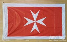 -MALTA CIVIL ENSIGN ANYFLAG RANGE - VARIOUS SIZES